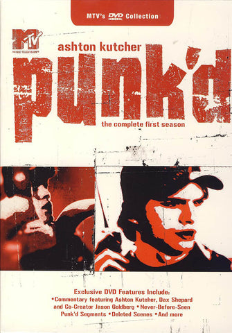 MTV Punk'd - Season One (Boxset) DVD Movie