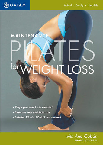 Maintenance Pilates for Weight Loss DVD Movie