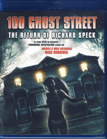 100 Ghost Street - The Return of Richard Speck (Blu-ray) BLU-RAY Movie