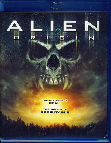 Alien Origin (Blu-ray) BLU-RAY Movie