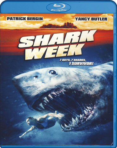 Shark Week (Blu-ray) BLU-RAY Movie