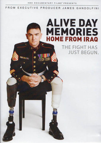 Alive Day Memories - Home from Iraq DVD Movie