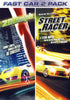 Fast Car 2 Pack (200 Mph / Street Racer) DVD Movie