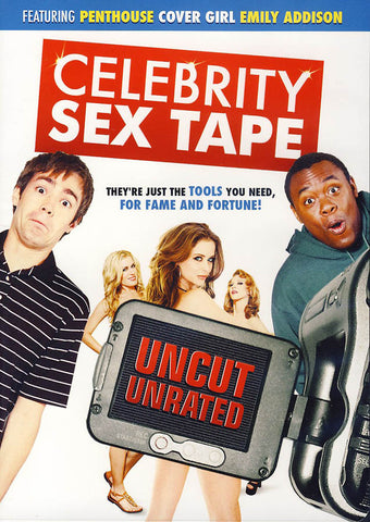 Celebrity Sex Tape DVD Movie