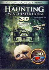 Haunting of Winchester House in 3D (2D/3D)