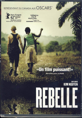 Rebelle DVD Movie