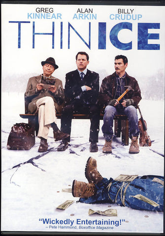 Thin Ice DVD Movie