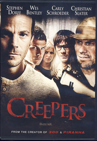 Creepers (Christian Slater) DVD Movie