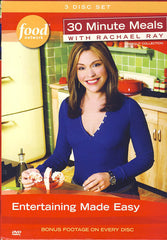 30 Minute Meals with Rachael Ray -Entertaining Made Easy (Boxset)