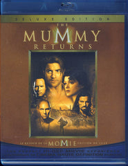 The Mummy Returns (Deluxe Edition) (Blu-ray) (Bilingual)