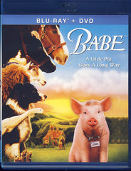Babe (Bilingual) (100th anniversary edition)(Blu-ray+DVD) (Blu-ray)