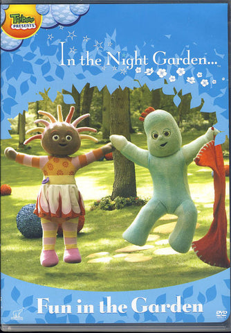 In The Night Garden: Fun In The Garden DVD Movie