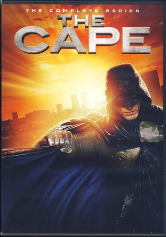 The Cape - Complete Series DVD Movie