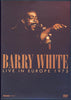 Barry White Live in Europe DVD Movie