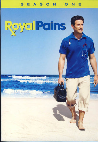 Royal Pains: Season One (Boxset) DVD Movie