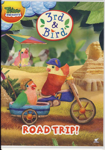 3rd & Bird - Road Trip DVD Movie