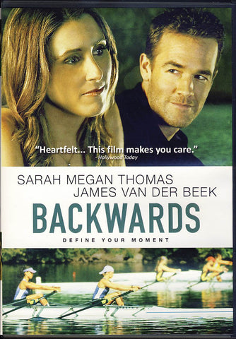 Backwards DVD Movie