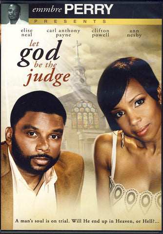 Let God Be the Judge DVD Movie