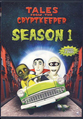Tales from the Cryptkeeper - The Complete First Season DVD Movie