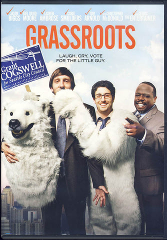 Grassroots DVD Movie