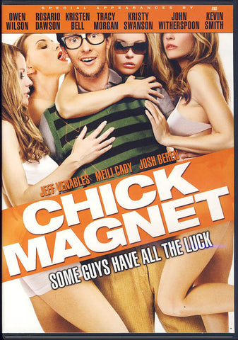 Chick Magnet DVD Movie