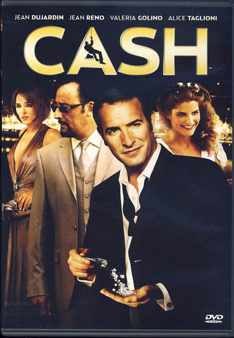 Cash (Patrice Ledoux) DVD Movie