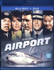Airport (1970) [Blu-ray + DVD (Bilingual) (Blu-ray)