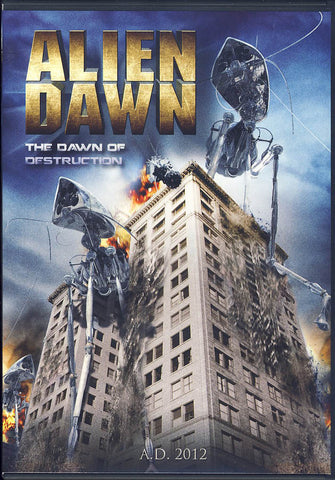 Alien Dawn DVD Movie