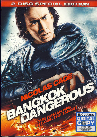 Bangkok Dangerous (Two-Disc Special Edition) (LG) DVD Movie