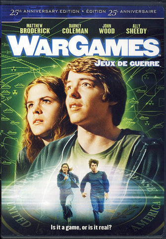 Wargames (Bilingual)(MGM) DVD Movie