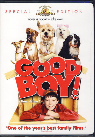 Good Boy! (Special Edition) (Bilingual) DVD Movie