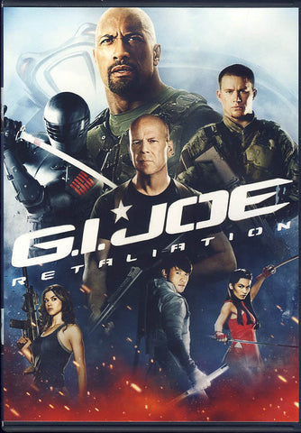 G.I. Joe: Retaliation DVD Movie