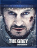The Grey (Bilingual) (Blu-Ray + DVD) DVD Movie