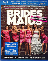 Bridesmaids (Unrated) (Blu-ray + DVD) (Bilingual) (Blu-ray)