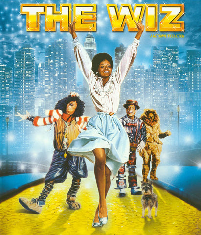 The Wiz (Blu-ray) BLU-RAY Movie