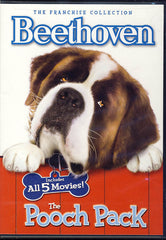 Beethoven - The Pooch Pack (The Ultimate 5 Movie Collection)