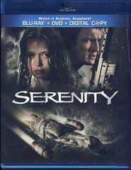 Serenity (Blu-ray + DVD + Digital Copy) (Blu-ray)