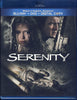 Serenity (Blu-ray + DVD + Digital Copy) (Blu-ray) BLU-RAY Movie