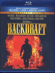 Backdraft (DVD+Blu-ray Combo) (Blu-ray)