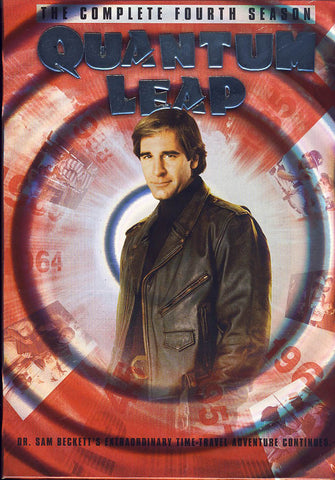Quantum Leap - The Complete Fourth Season (Boxset) DVD Movie