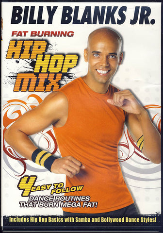 Billy Blanks Jr. - Fat Burning Hip Hop Mix (Lionsgate) DVD Movie