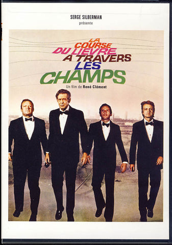 La Course du Lievre a Travers Les Champs DVD Movie