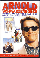 Arnold Schwarzenegger Collection (Twins / Kindergarten Cop / Junior) (Bilingual)