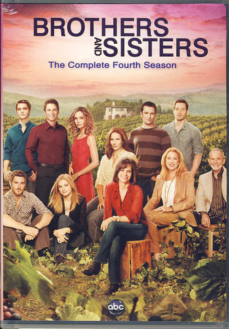 Brothers & Sisters: The Complete Season 4 (Boxset) DVD Movie