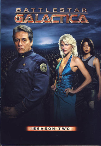 Battlestar Galactica - Complete Season 2 (Boxset) DVD Movie