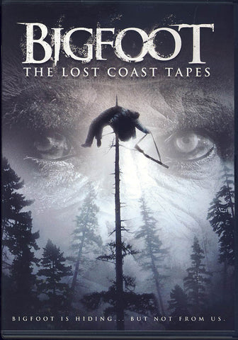 Bigfoot: The Lost Coast Tapes DVD Movie