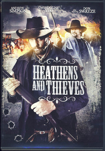 Heathens and Thieves DVD Movie