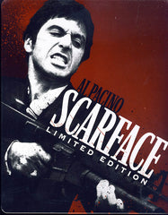 Scarface (Limited Edition Steelbook) (Blu-ray + Digital Copy) (Blu-ray)