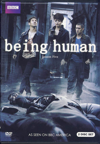 Being Human: The Complete Fifth Season (BBC)(Boxset) DVD Movie