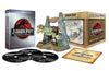 Jurassic Park Ultimate Trilogy Gift Set (Blu-ray + Digital Copy) (Boxset) DVD Movie